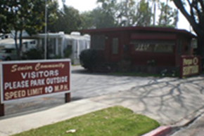 Contact Us | Parque Santiago Mobile Home Park - Orange County,CA